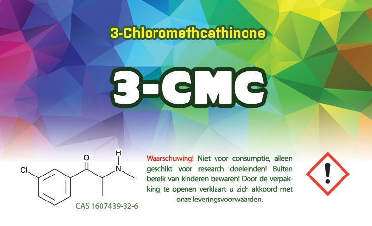 3-CMC | Research Chemicals | Homechemistry.nl