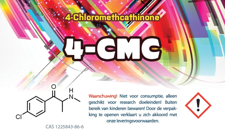 4-CMC | Research Chemicals | Homechemistry.nl