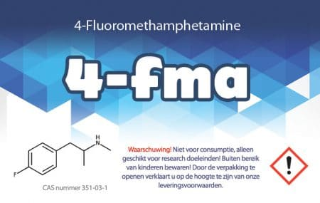 4-FMA | Research Chemicals | Homechemistry.nl