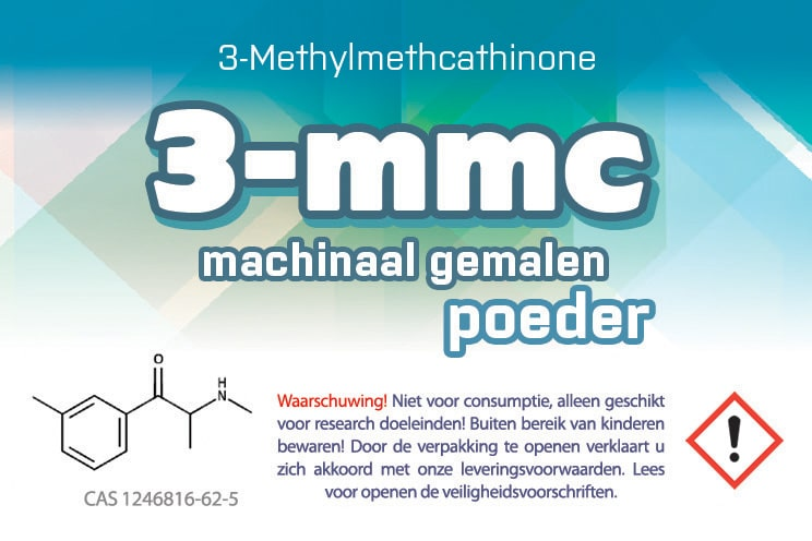 3-MMC Machinaal Poeder 1,7 gram