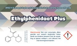 Ethylphenidaat Plus | Research Chemicals | Homechemistry.nl